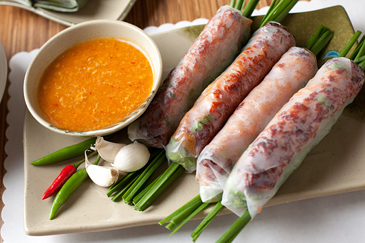 Brodard nem nuong | Courtesy of Brodard