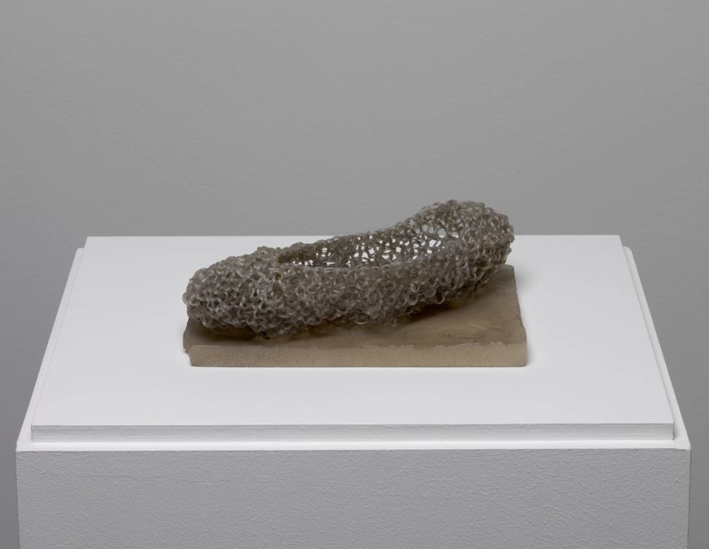 Marisa Merz's Scarpette (Little Shoes), 1968 | Tate