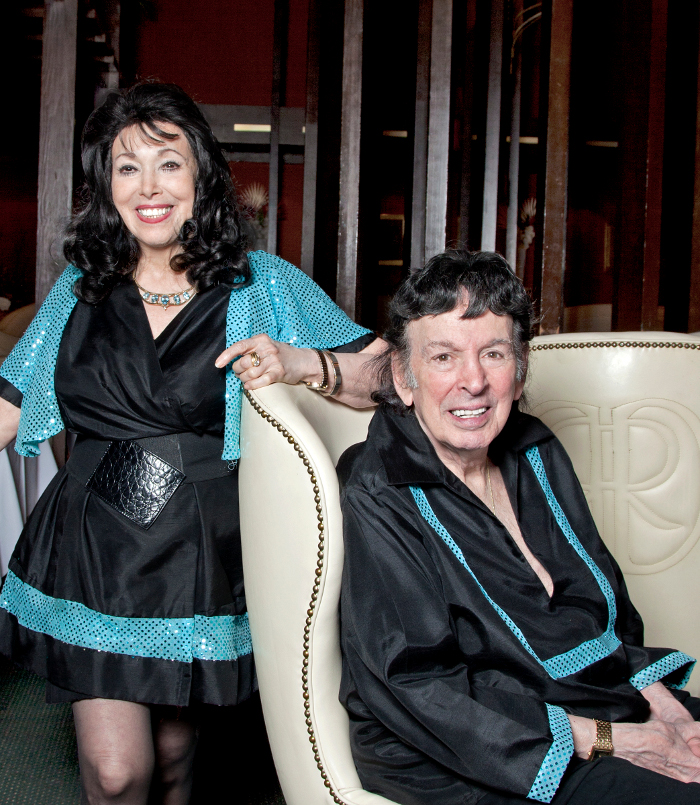 Marty and Elayne