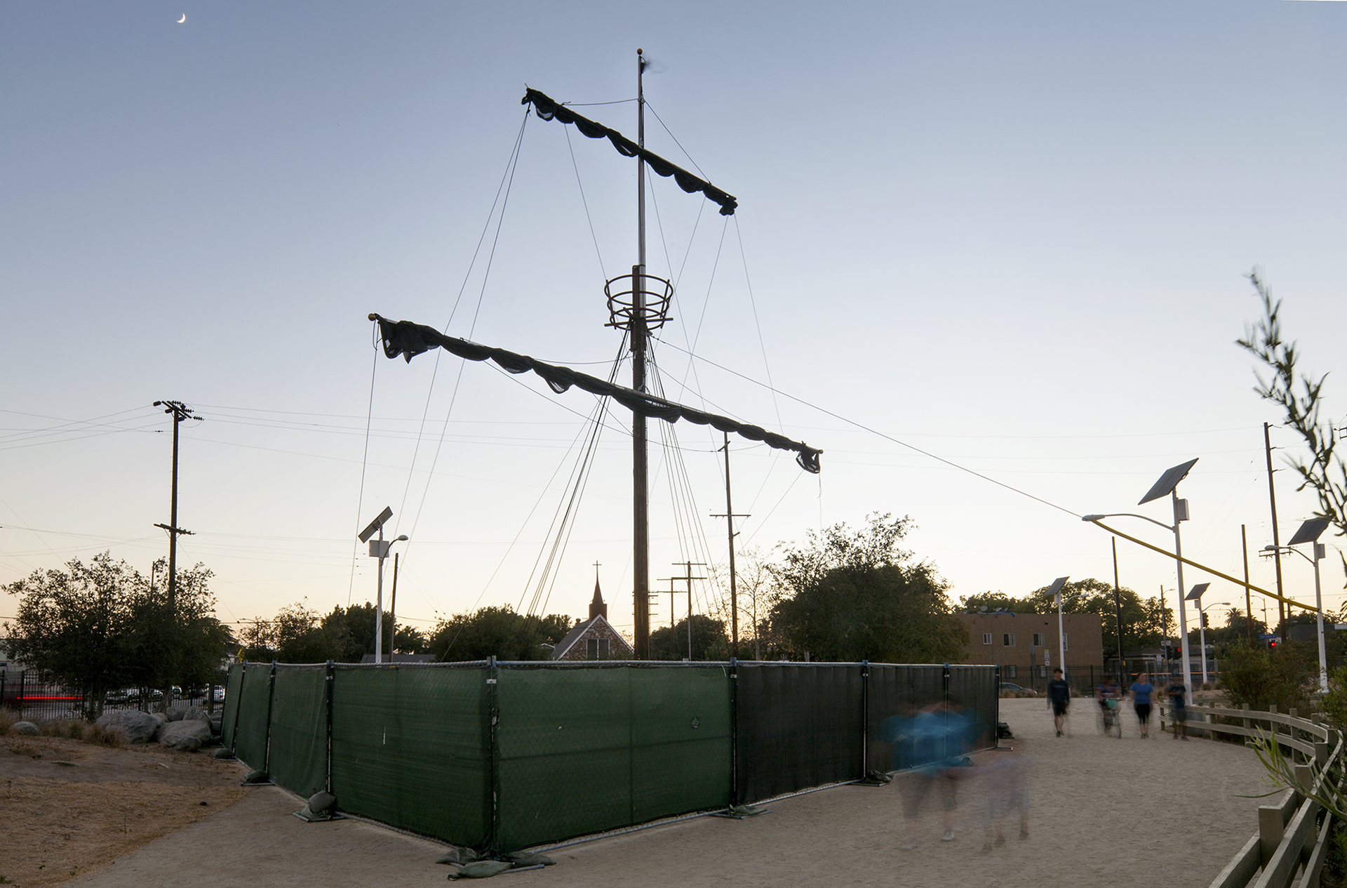 Mast | Photo: Panic Studio LA