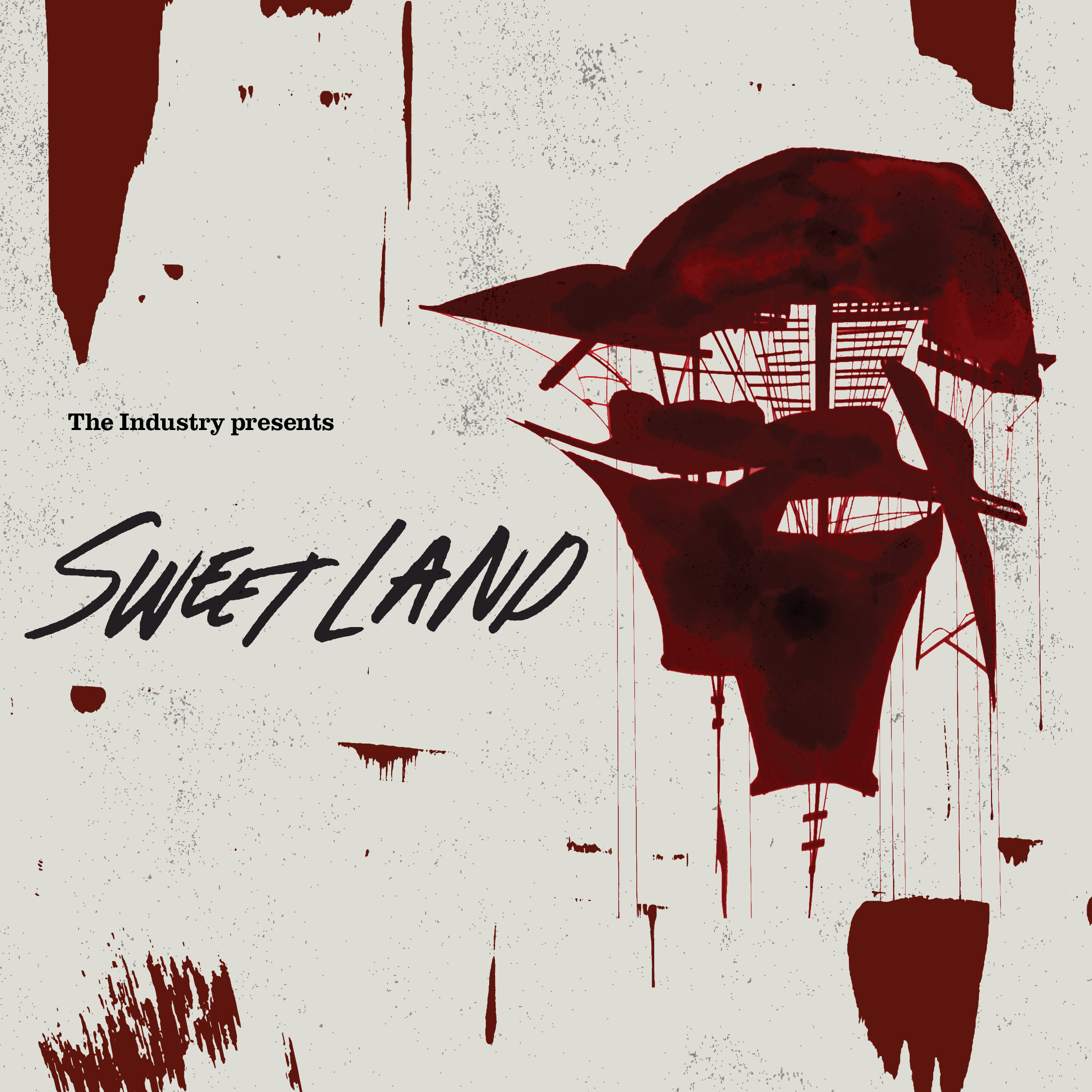 """Southland Sessions Episode Two """"The Industry Presents Sweet Land."""" Mayflower image and conceptual design by Cannupa Hanska Luger Lettering and graphic design by Visual Issues."""