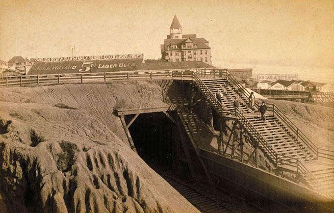 McClure Tunnel precursor