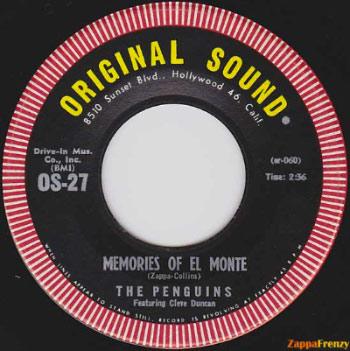 Memories of El Monte - Record
