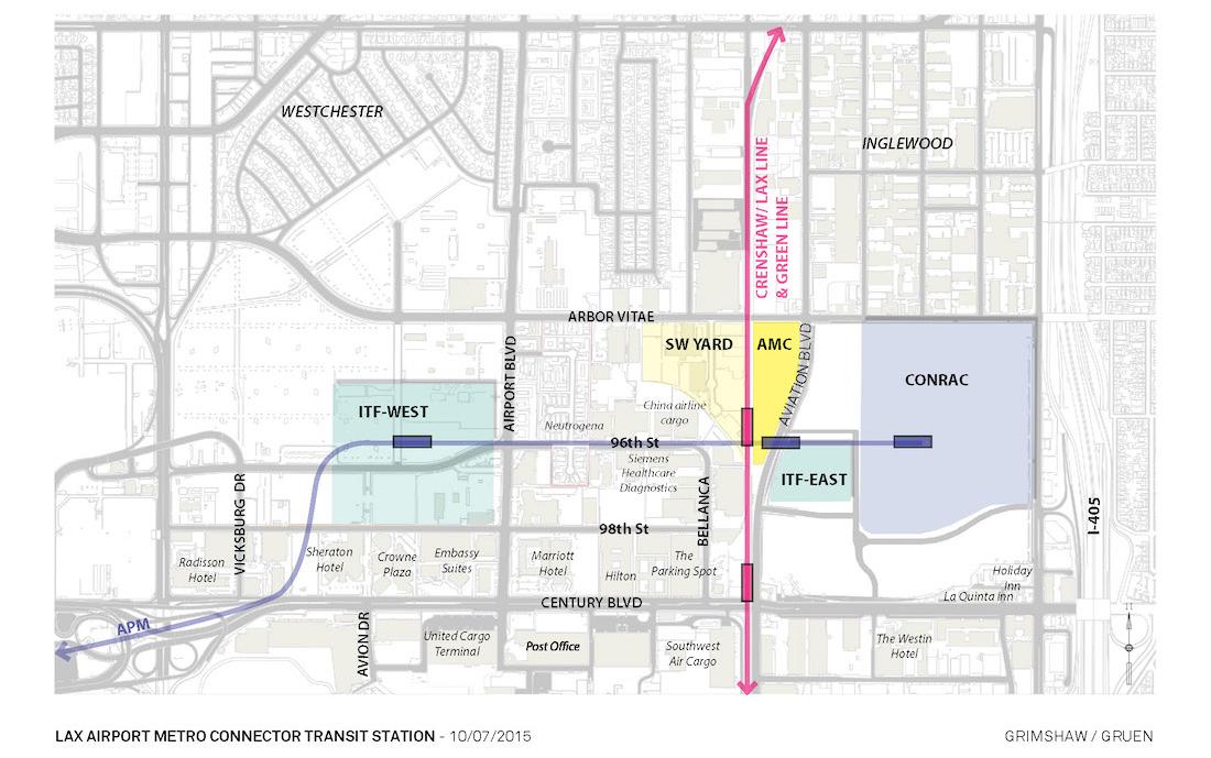 Metro 96th Street Transit Center Plan