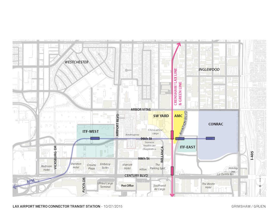 Metro 96th StreetTransit Center Plan