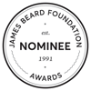 James Beard Foundation Awards, Nominee Stamp