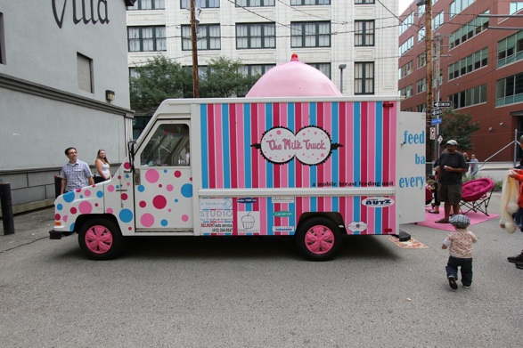 Milk Truck by Jill Miller | Courtesy of the artist