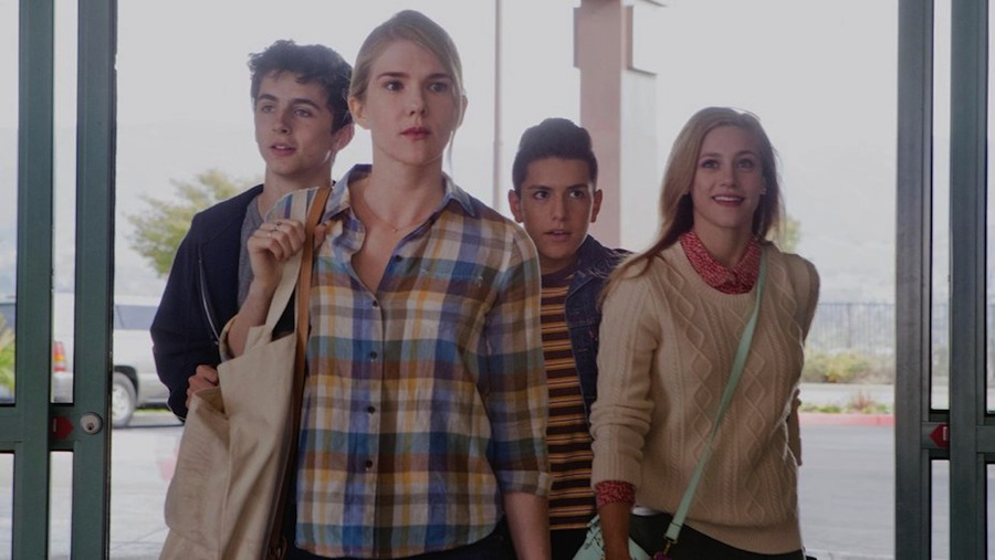 """Miss Stevens"" movie"