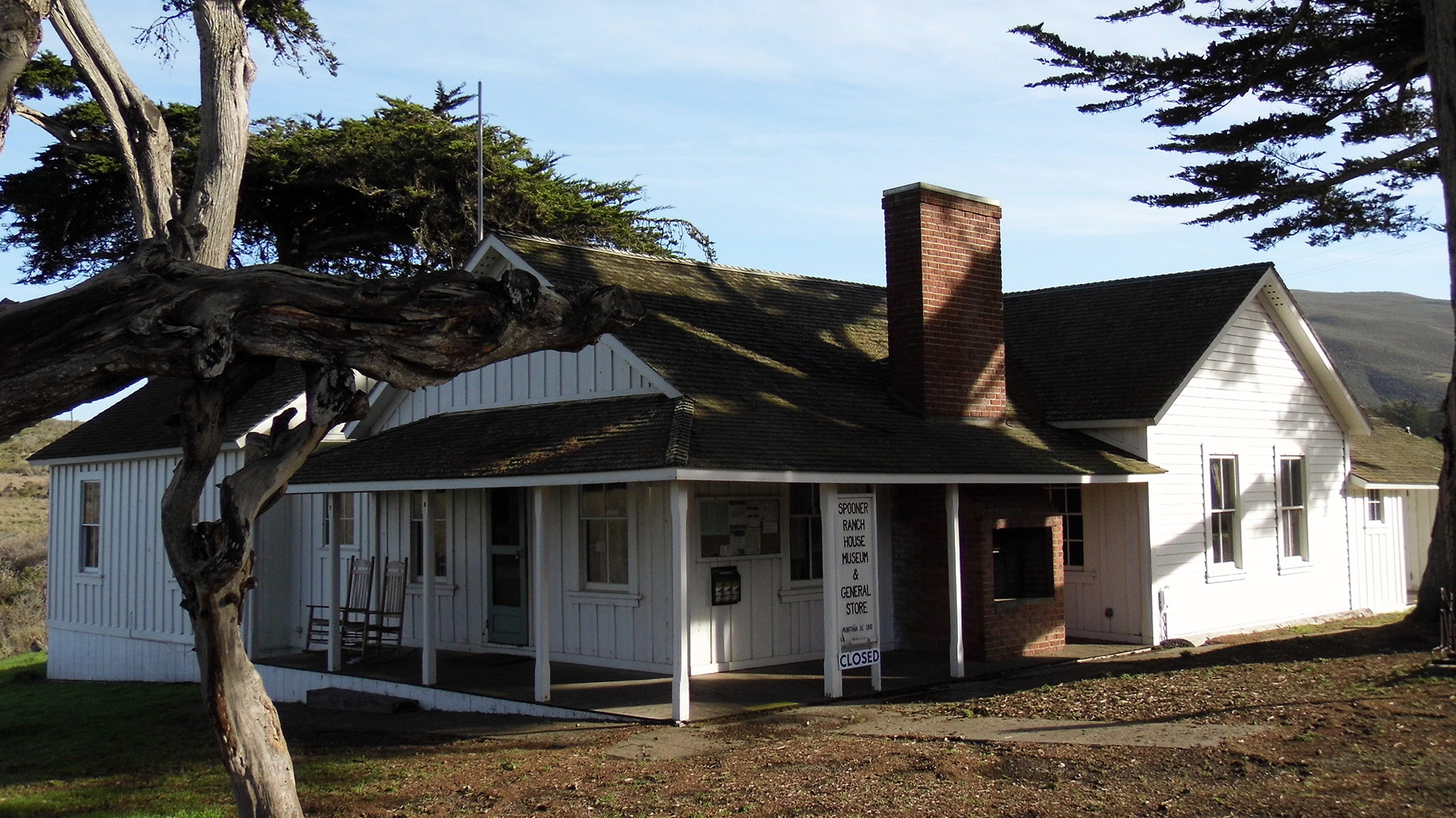 Spooner Ranch House Museum and General Store