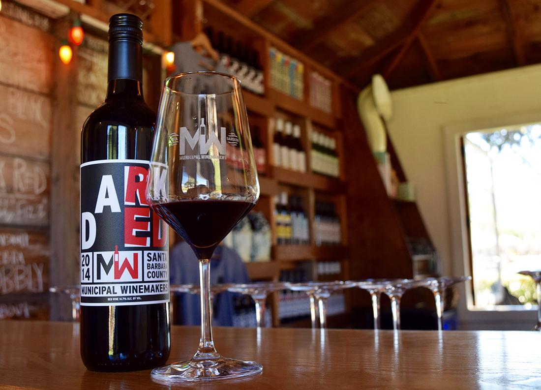 Municipal Winemakers tasting room | Danny Jensen