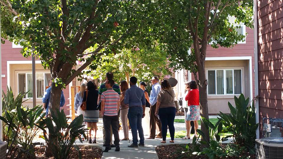 mutual housing ca bus tour