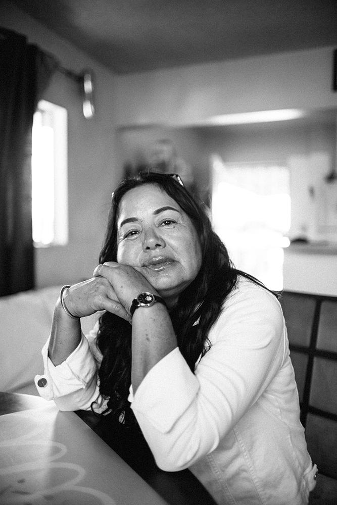 Nelly Moraga | Samanta Helou Hernandez
