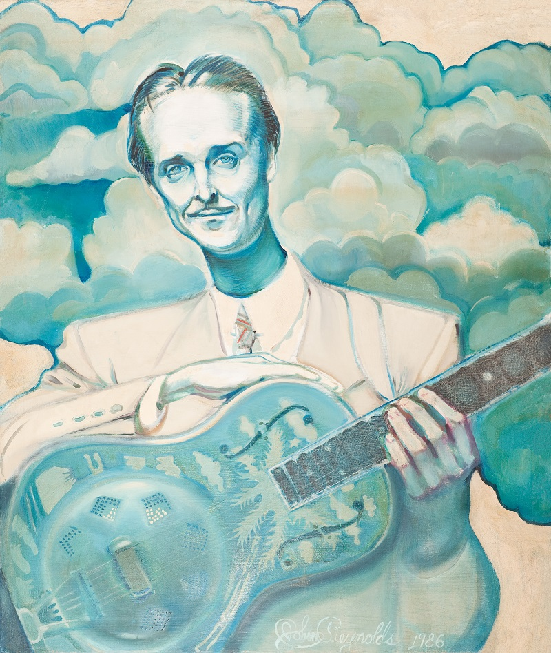 "John Reynolds, ""National Reynolds."" | Image: John Reynolds"