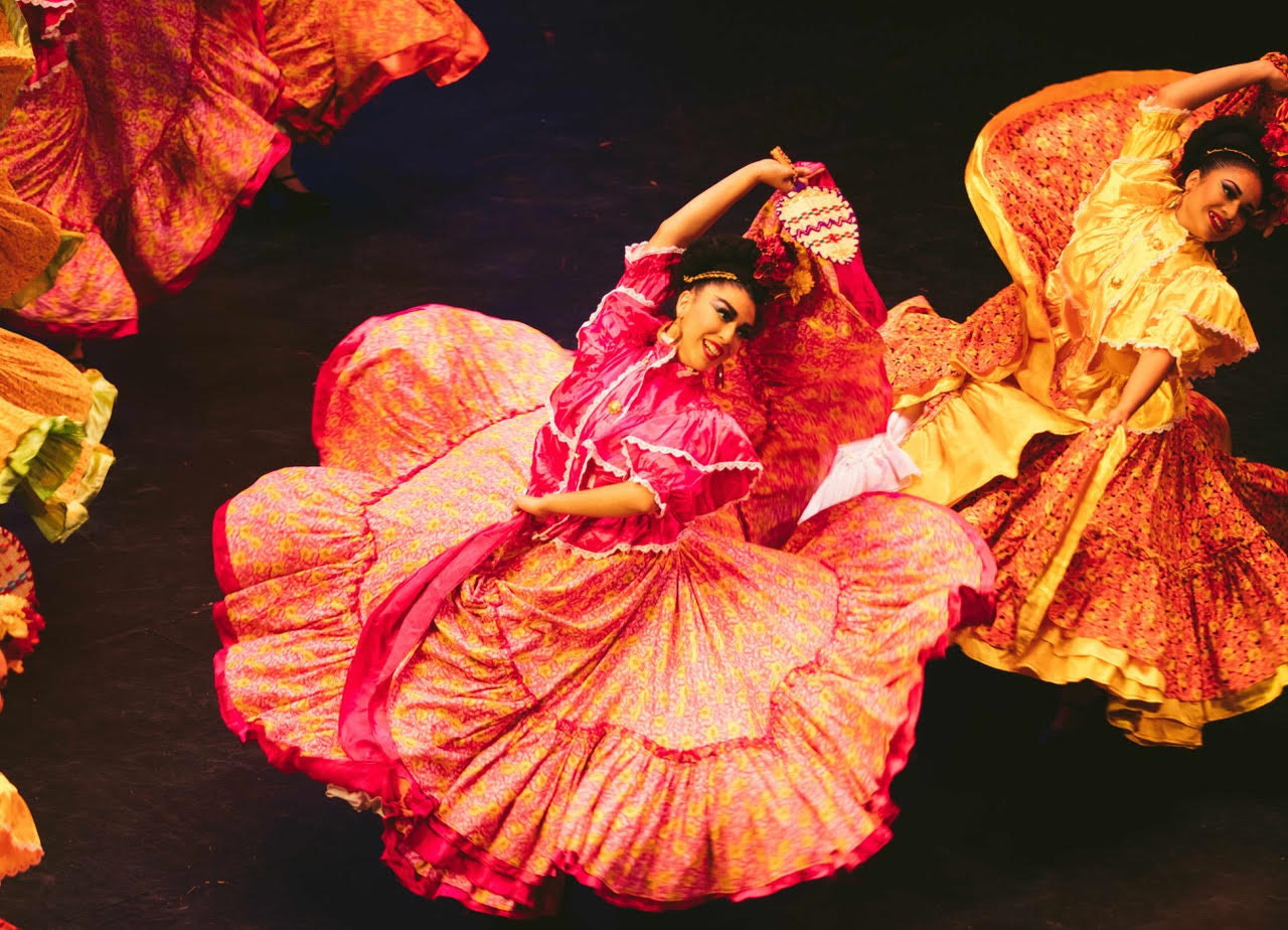 A dance inspired by the agricultural region of Nayarit is performed by Pacifico Dance Company | Courtesy of Pacifico Dance Company