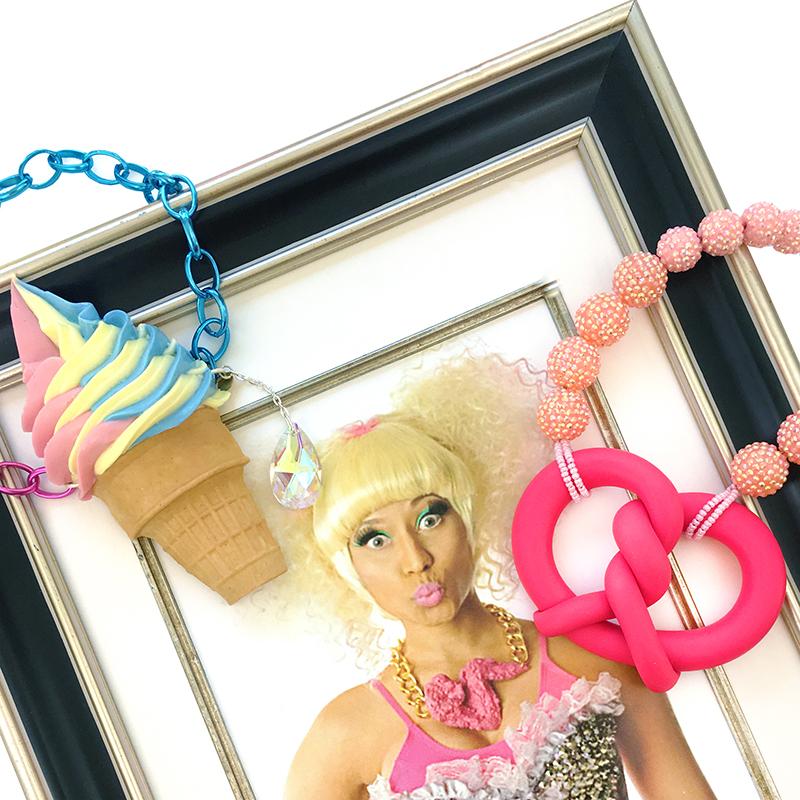 Nicki Minaj and ONCH   Jewelry