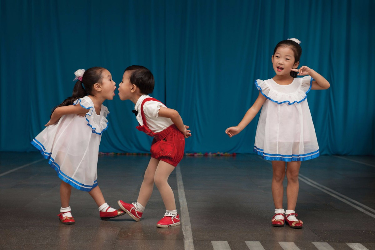 Children's show in North Korea | Mark Edward Harris