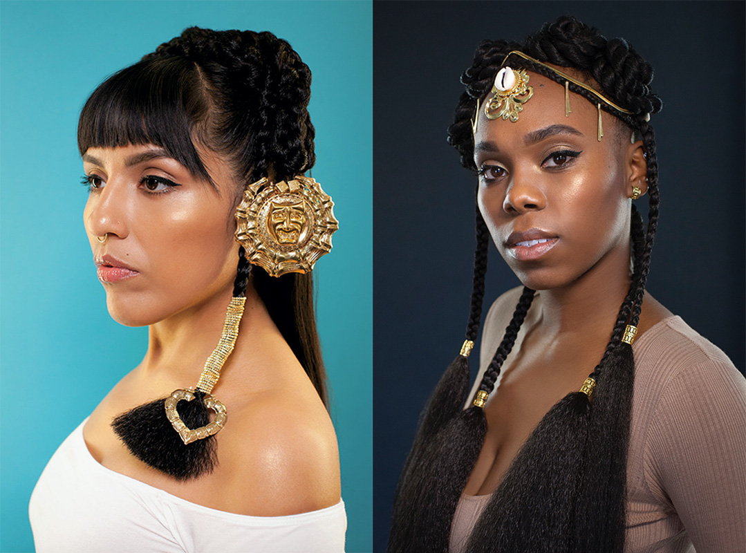"""Nono"" and ""Asia"" 