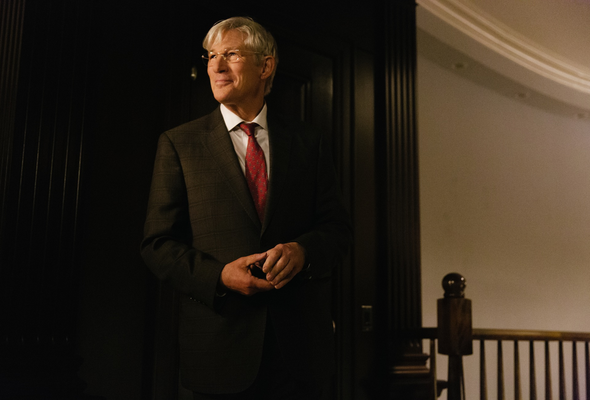 """Richard Gere in """"Norman: The Moderate Rise and Tragic Fall of a New York Fixer."""" 