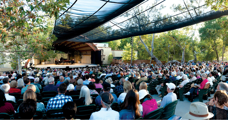 Ojai Music Festival Panorama Bowl
