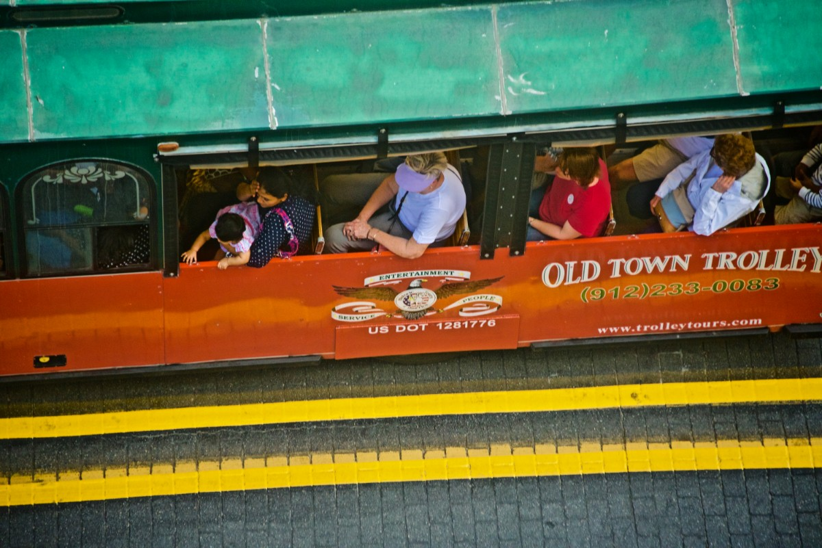 Old Town Trolley Tour   Tom Driggers/Flickr