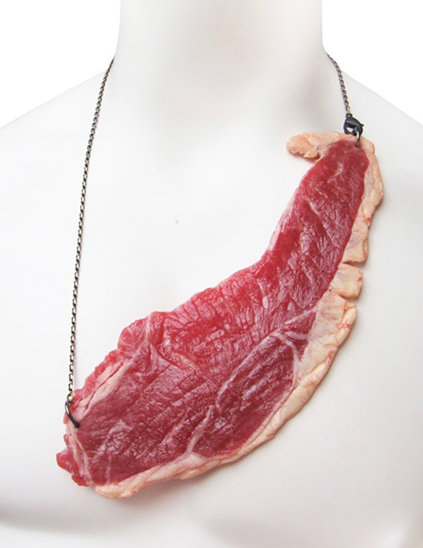 ONCH   Meat Necklace