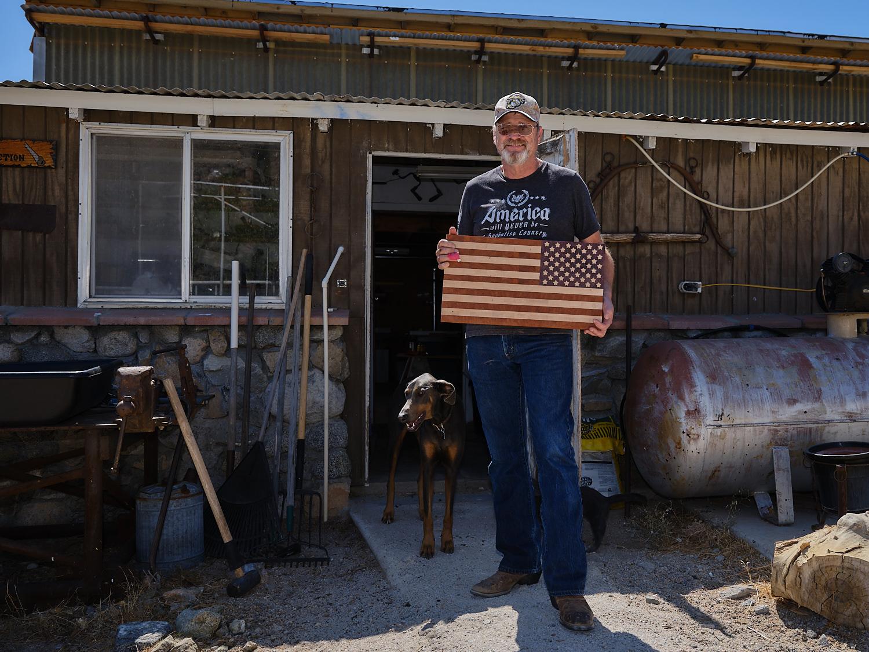Dave Garrison, Homewood Canyon. | Osceola Refetoff