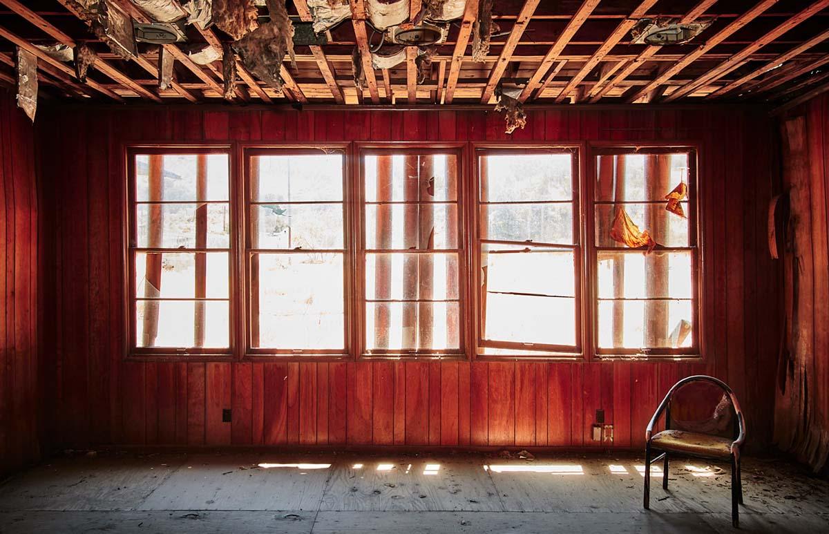 Building K – Whittaker-Bermite Site – Santa Clarita, CA – 2017 | Osceola Refetoff