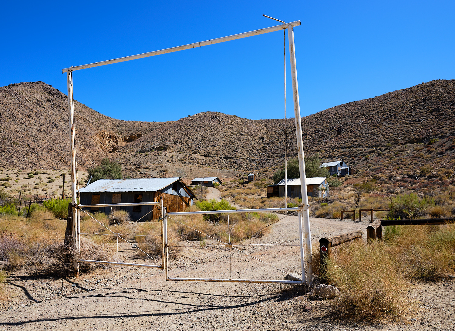 Ruth Mine, Homewood Canyon | Osceola Refetoff