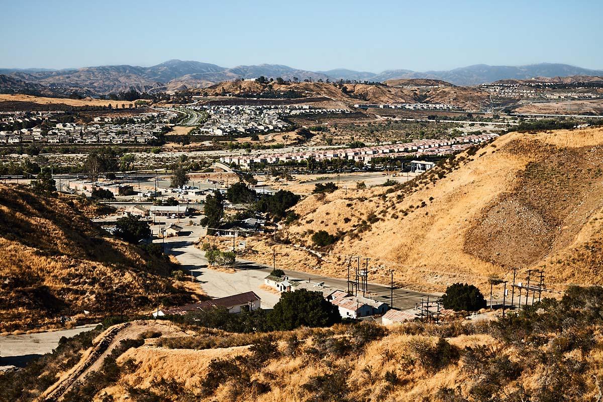 Whittaker-Bermite Site & Santa Clarita View – Santa Clarita, CA – 2017 | Osceola Refetoff