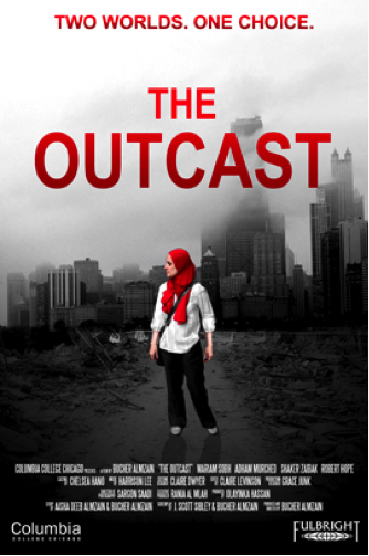 The Outcast movie poster