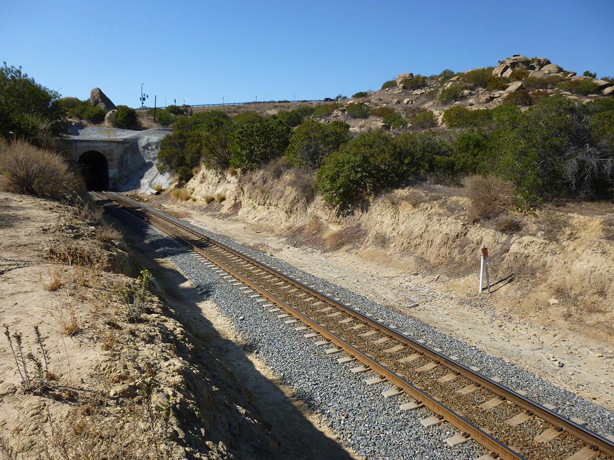 Train tracks at Stoney Point Park | Sandi Hemmerlein