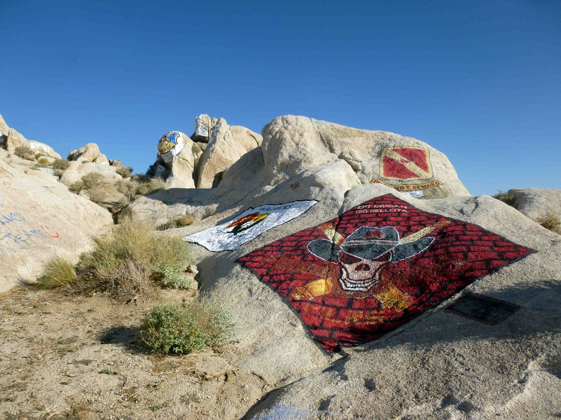 Painted Rocks, Fort Irwin (1)