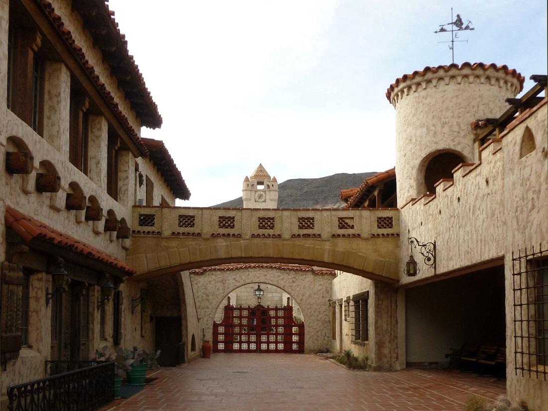 Scotty's Castle (1)