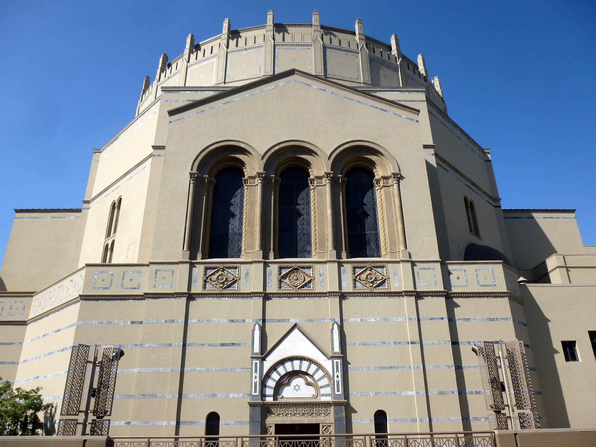 Wilshire Boulevard Temple | Sandi Hemmerlein