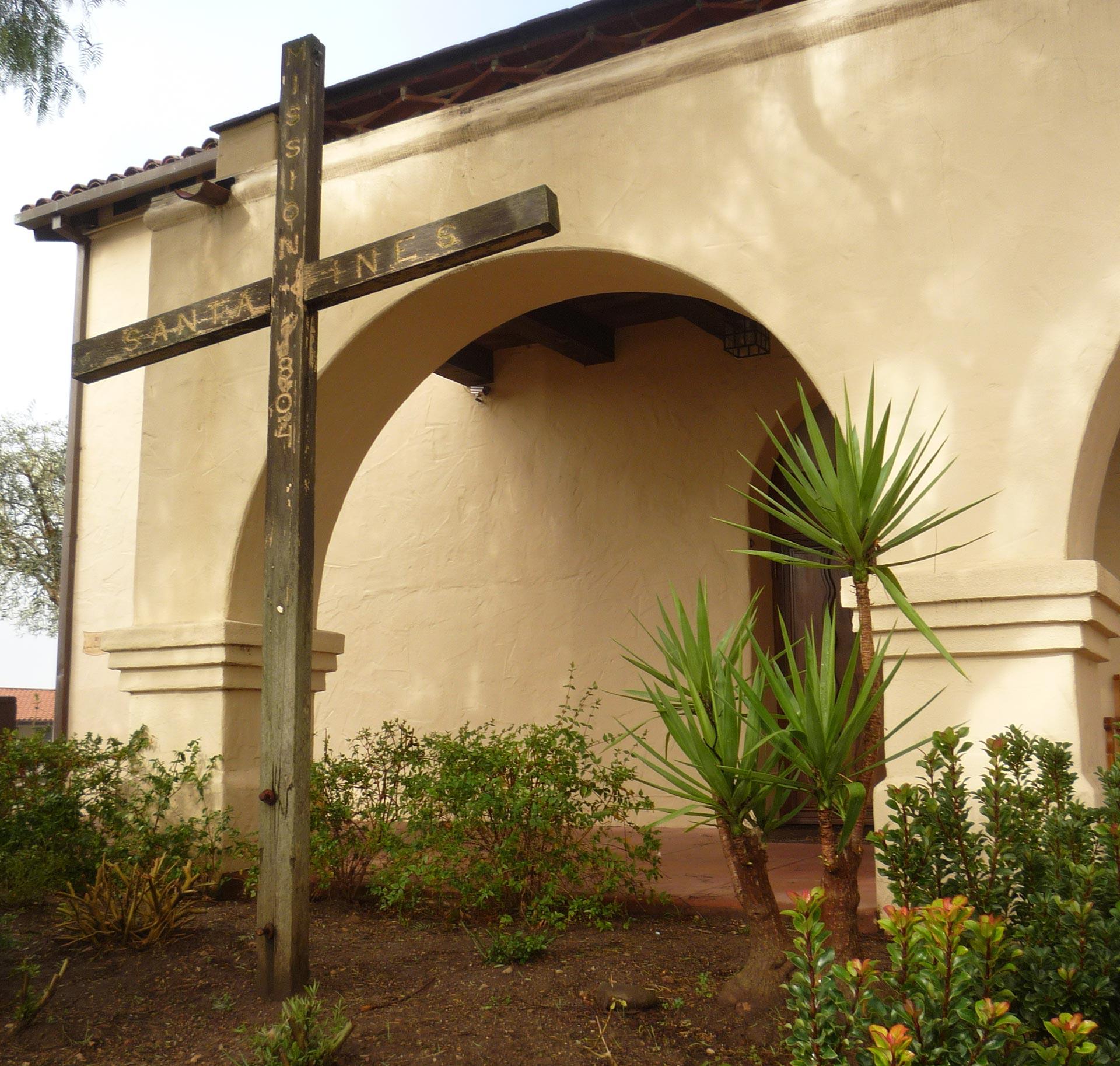 Old Mission Santa Inés | Sandi Hemmerlein