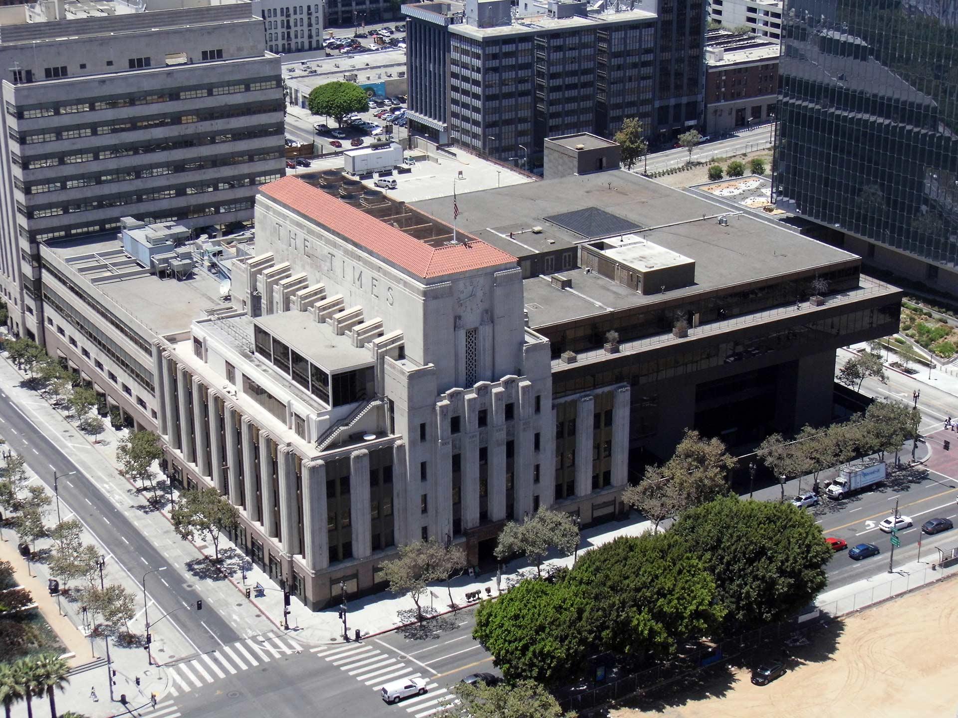 Los Angeles Times Building | Sandi Hemmerlein