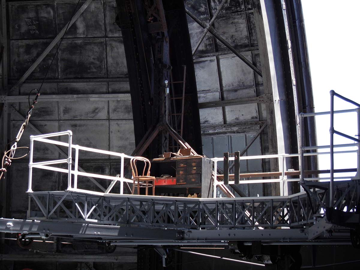 A stop at Mount Wilson's engineering tour | Sandi Hemmerlein