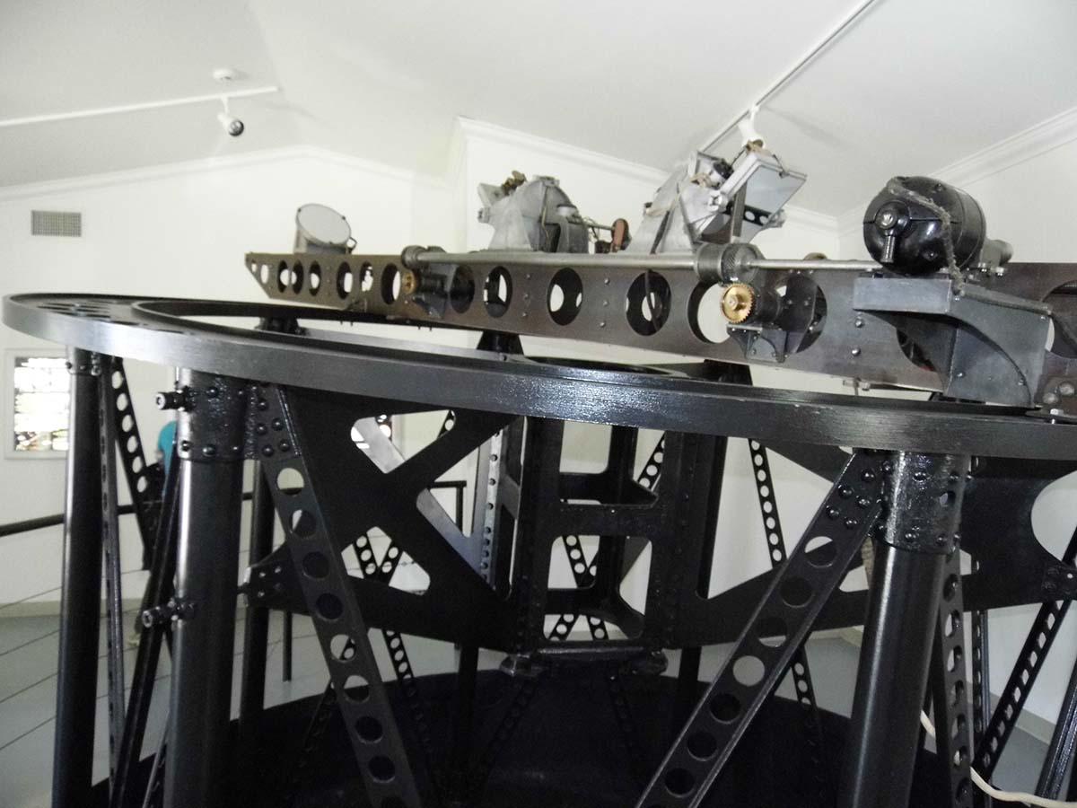 CHARA (Center for High Angular Resolution Astronomy) Array at Mount Wilson Observatory | Sandi Hemmerlein