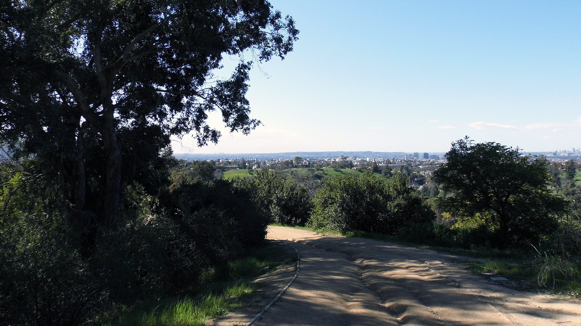 Angels Point in Elysian Park | Sandi Hemmerlein
