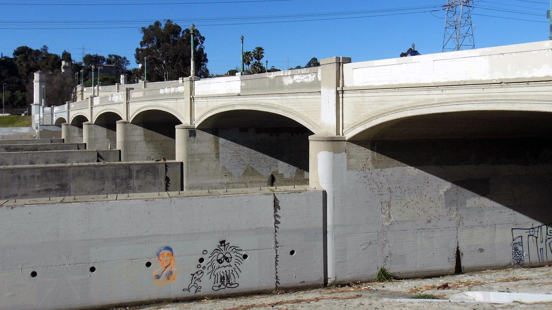 Glendale-Hyperion Bridge. | Sandi Hemmerlein