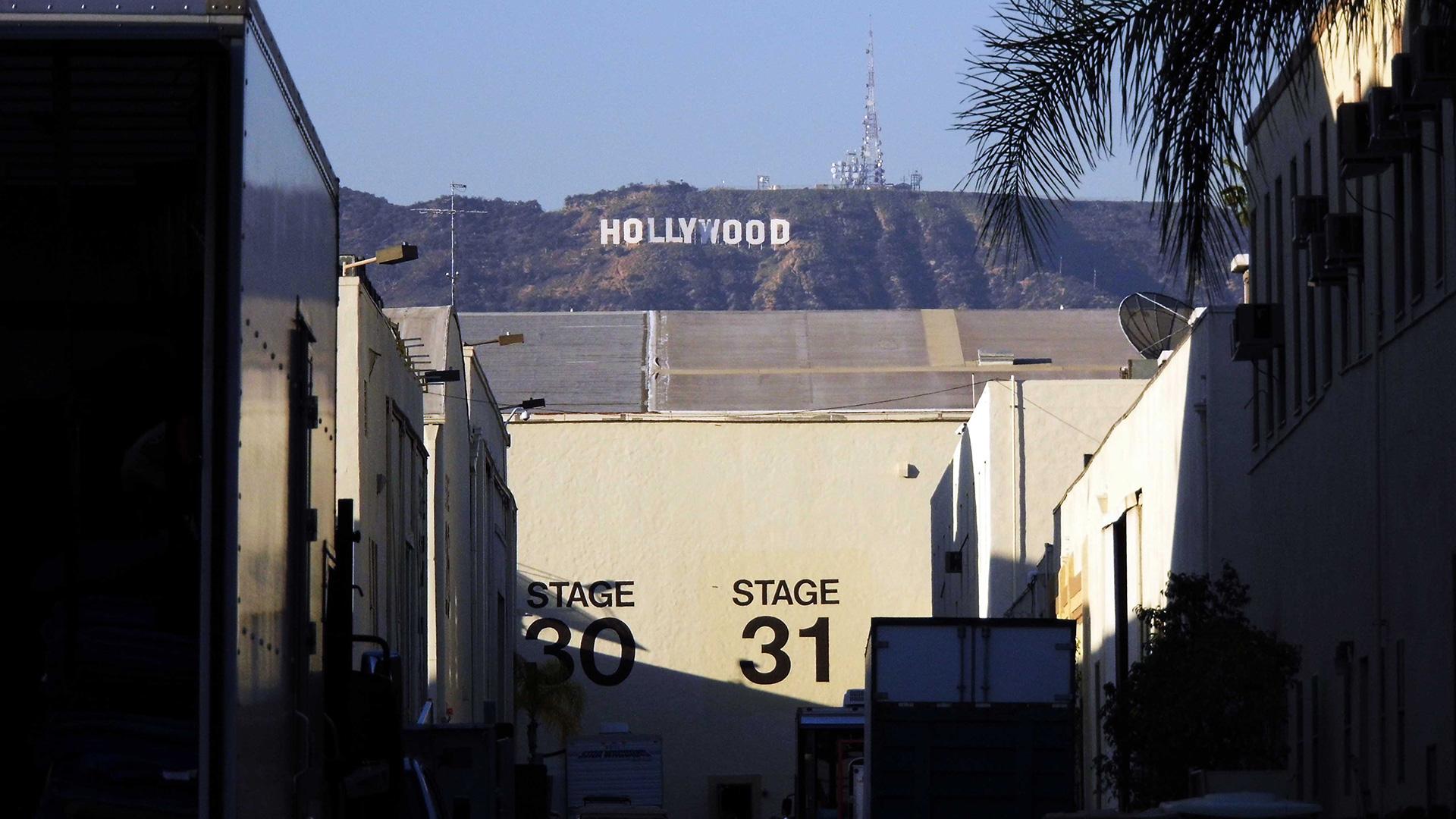 Paramount Pictures Studio Tour