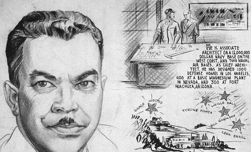 Paul Revere Williams, AIA Noted Architect (featured)