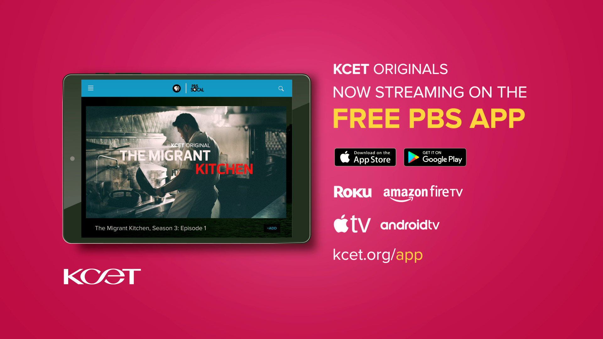 Get the Free PBS App