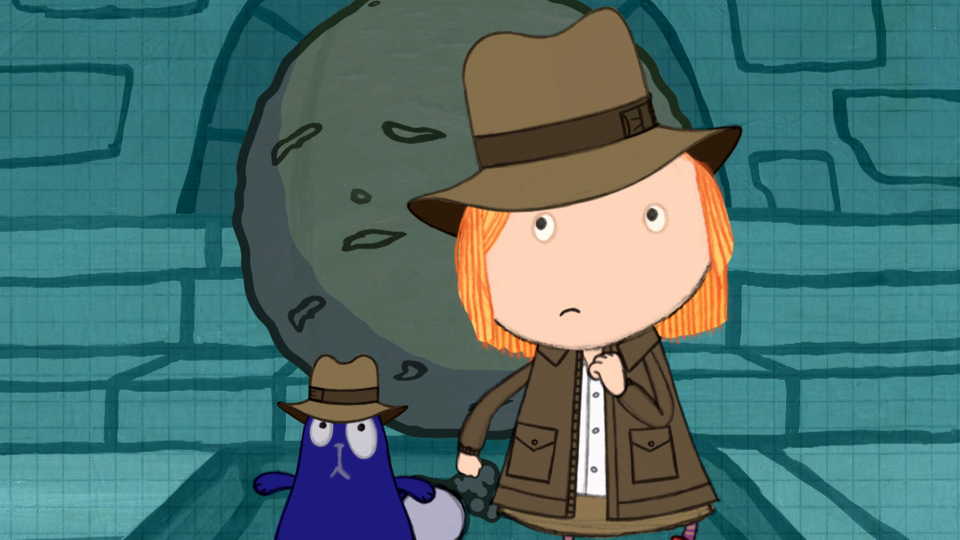 "PEG + CAT: ""Raiders of the Lost Arch"""