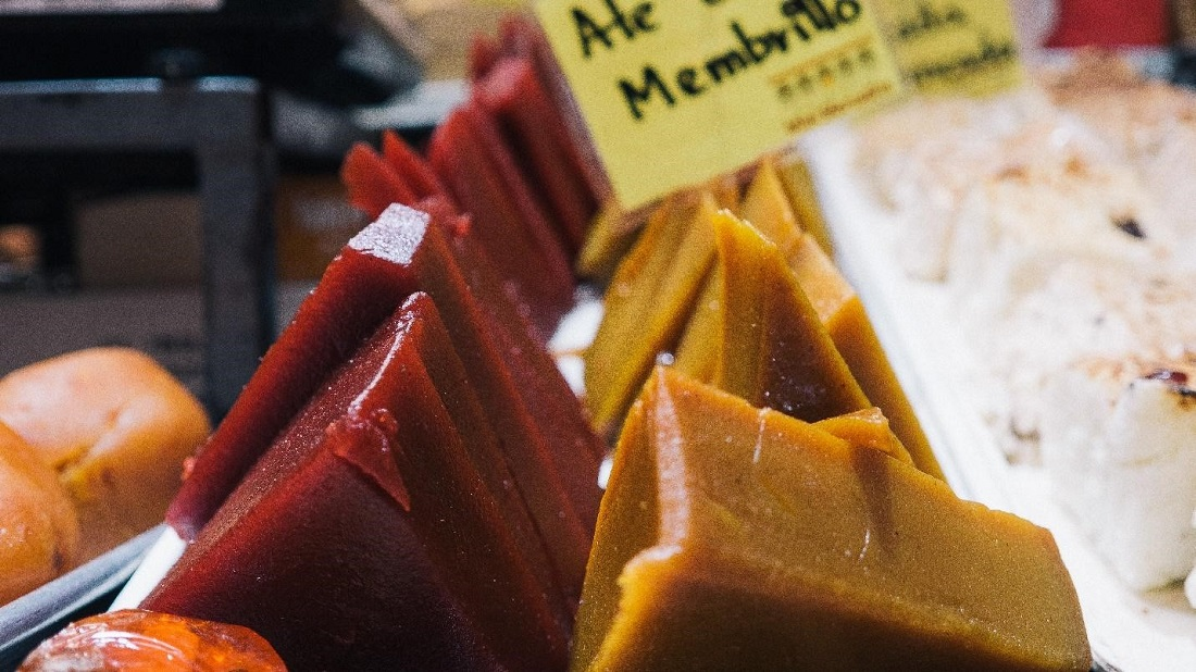 El Mercadito: Guava and membrillo sweets