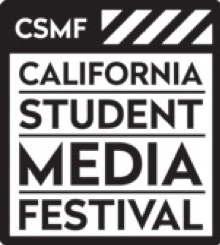 California Student Media Festival Logo