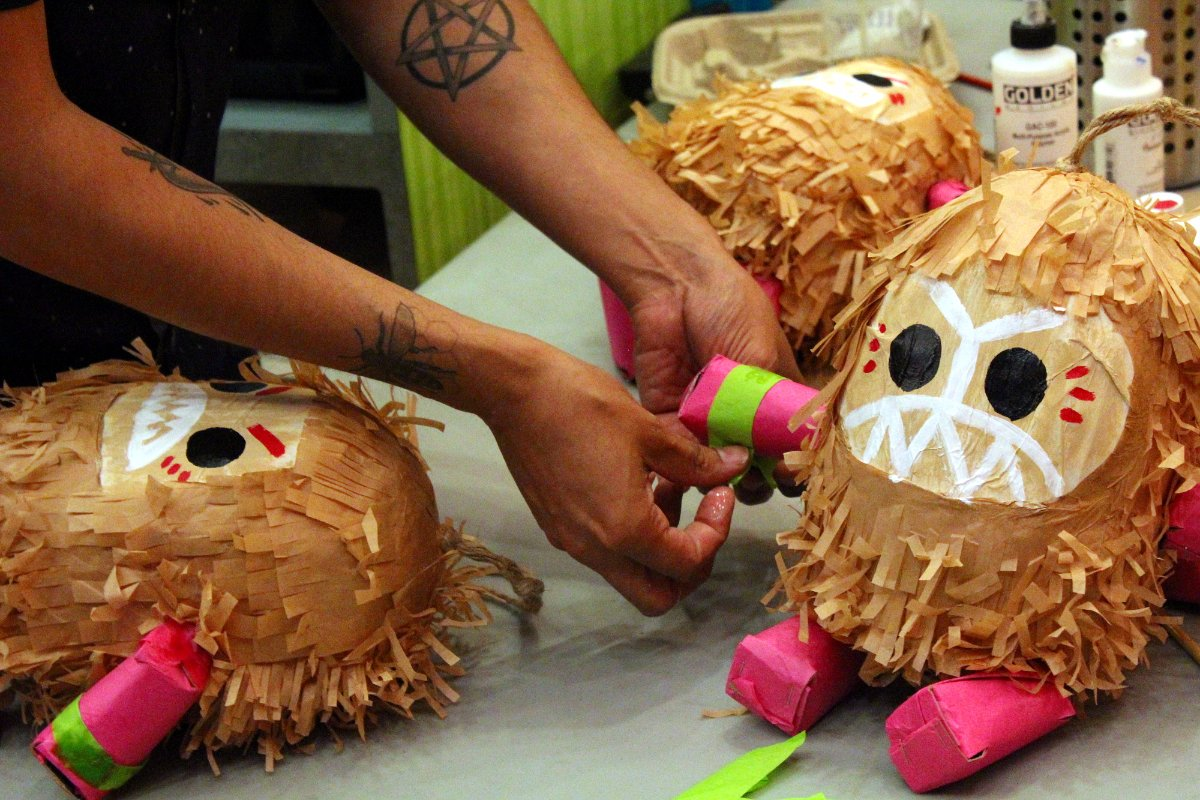 Some piñata designs from Piñata Design Studio | Afroxander