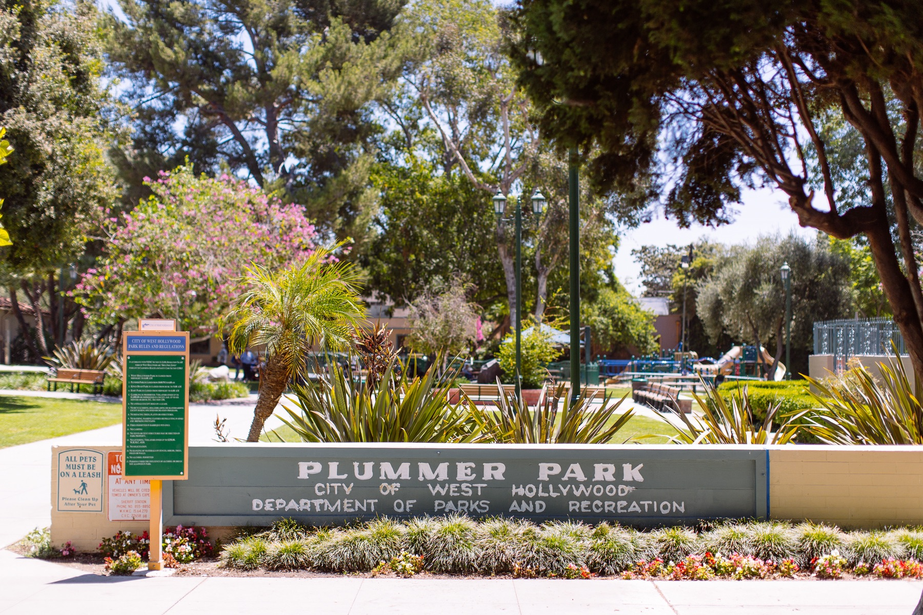 West Hollywood\'s Plummer Park and Great Hall/Long Hall: Landmarks of ...