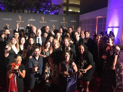 PMGSC Emmy Nominated Staff