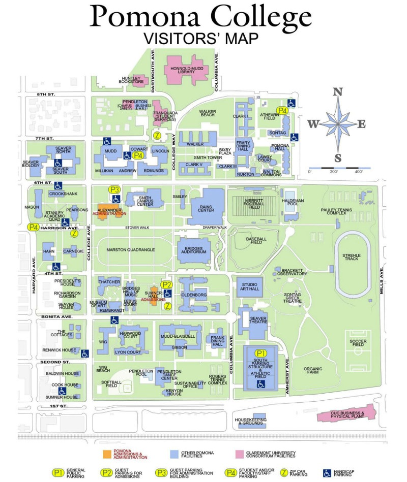 Pomona College In Claremont California Pomona College: Brutalist Building Set For Demolition Raises Questions Of